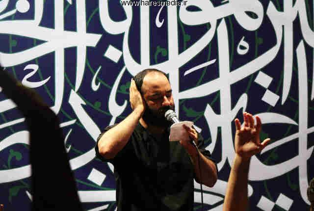 عبدالرضا هلالی و روح الله بهمنی شب ۲۲ رمضان ۹۴
