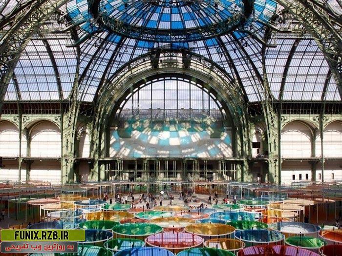 خلاقیتهای شگفت انگیز در دنیای معماری