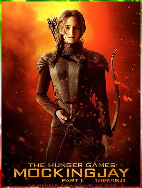 (The Hunger Games: Mockingjay - Part 1 (2014