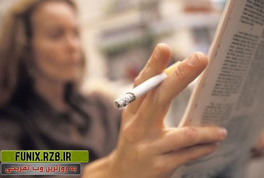 سیگار و این همه سرطان!