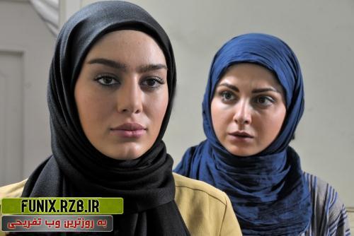 عکس های جنجالی سولماز غنی؛ بازیگر سریال دردسرهای عظیم