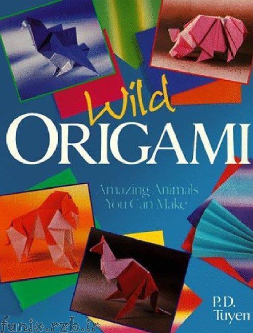 دانلود کتاب آموزش ساخت اوریگامی حیوانات