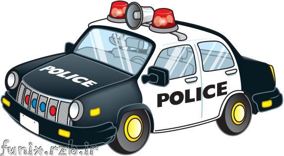 نگاه طنزآمیز یک نقاش به افسران پلیس در دنیا