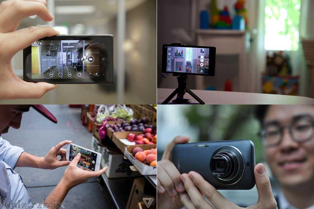 بهترین دوربین ها متعلق به کدام گوشی ها است؟