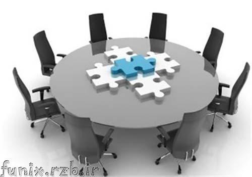 معمای میز دایره ای شکل