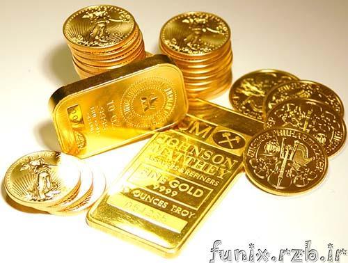 قیمت روز طلا و سکه - سه شنبه 13 مرداد 1394