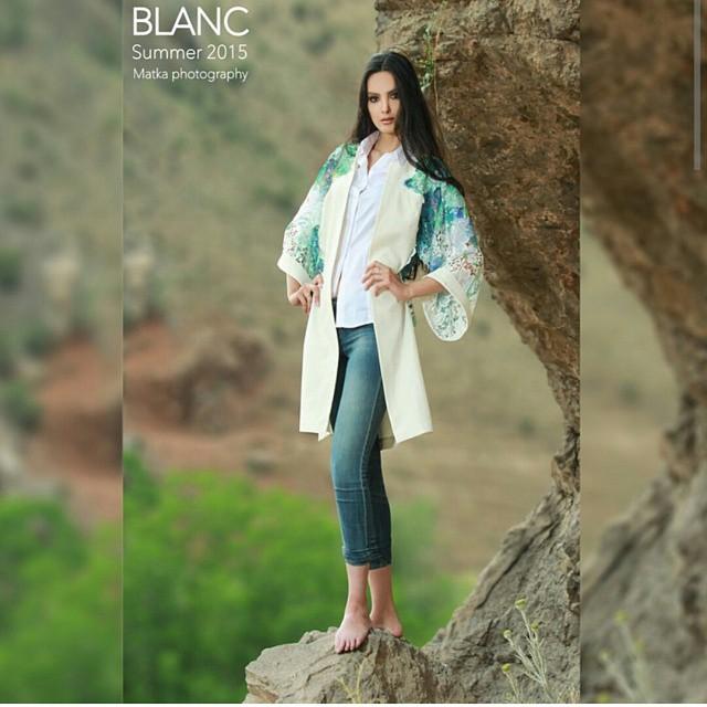 جدیدترین مدل مانتو تابستانی دخترانه