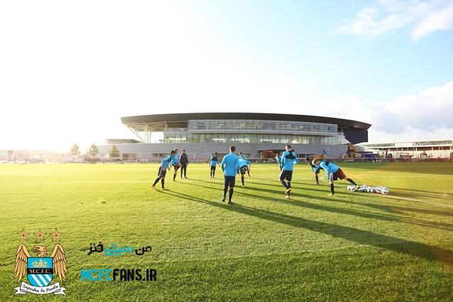 آموزش مهارتهای تکنیکی در مدرسه فوتبال من سیتی