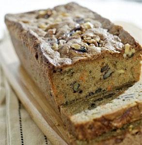 شیرینی نان گردویی