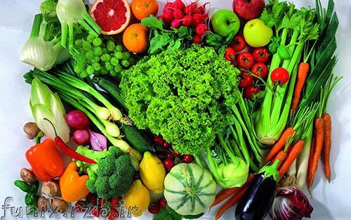 این سبزیجات را در یخچال نگهداری نکنید.