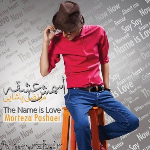 دانلود آلبوم اسمش عشقه از مرتضی پاشایی + متن آهنگ ها