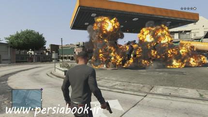 Grand Theft Auto بزرگ ترین سرقت تاریخ این بار با سه نفر / نقد و بررسی بازی
