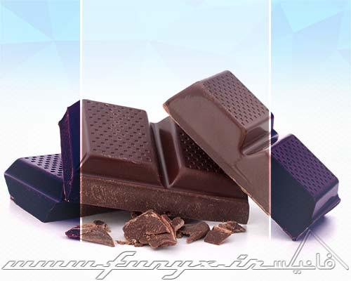 10 خاصیت شکلات