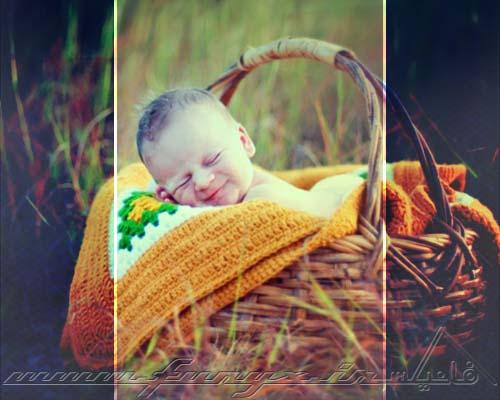 تصاویر کودکان و نی نی های ناز و دوست داشتنی