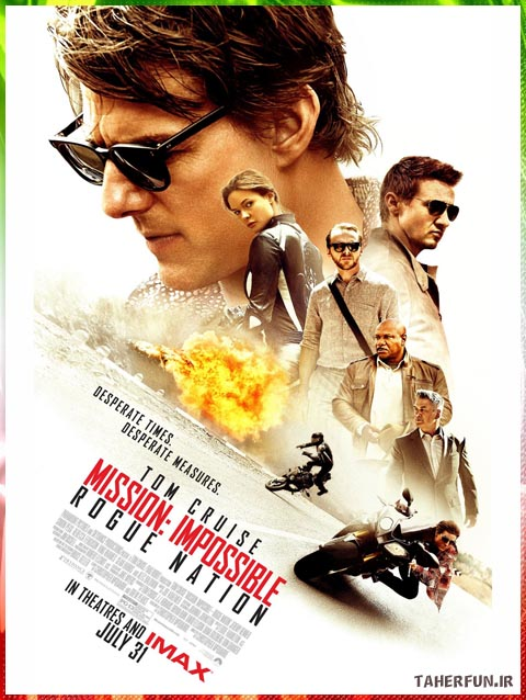(Mission: Impossible - Rogue Nation (2015