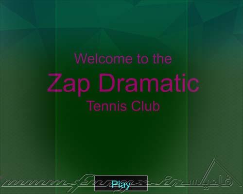 بازی آنلاین مسابقات تنیس آزاد