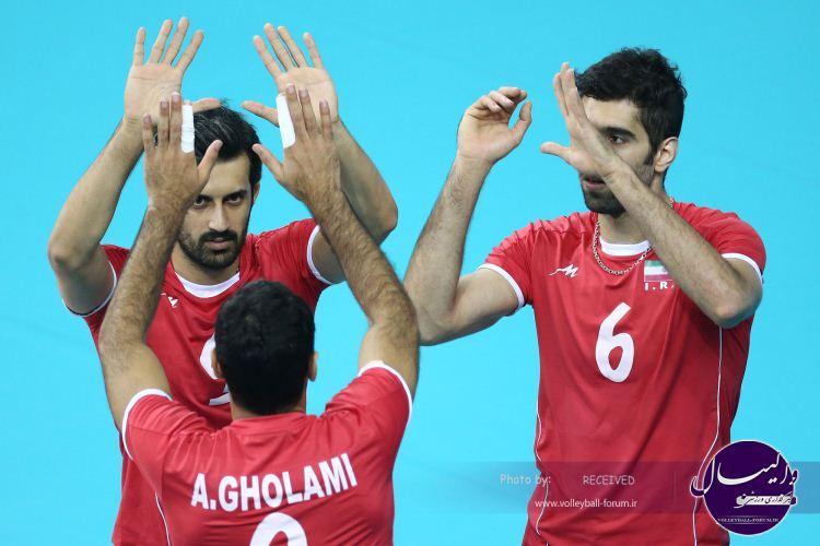 سه بازیکن تیم ملی