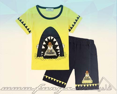 مدل تی شرت و لباس های تابستانی پسرانه