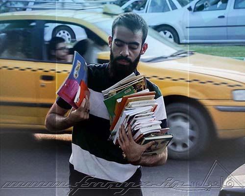 ترویج فرهنگ کتابخوانی به همت جوانان مشهدی