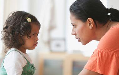 خیلی قاطع به فرزندتان بگویید: «نه»