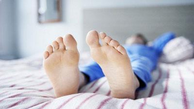 سندرم پای بی قرار را با این مواد مغذی آرام کنید