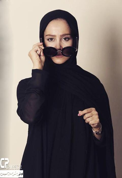 جدیدترین عکس های الناز حبیبی مهر 94
