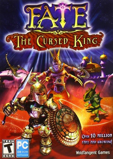 دانلود بازی FATE: The Cursed King برای کامپیوتر