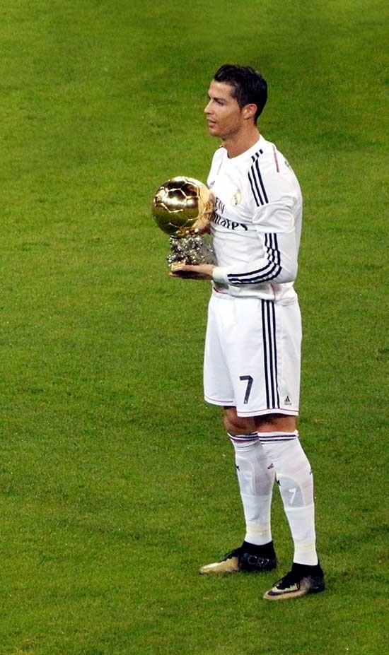 باارزشترین ورزشکاران جهان معرفی شدند/ رونالدو برند فوتبال!