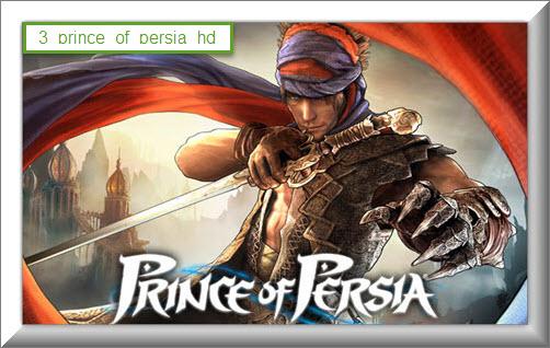 دانلود بازی شاهزاده ایرانی  برای گوشی های سیمبین s60v5