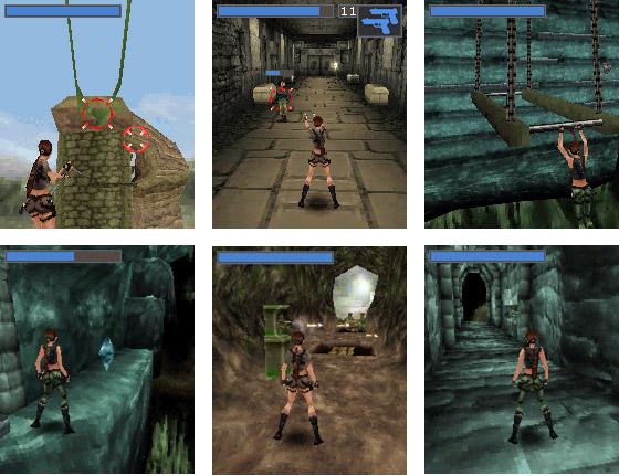دانلود بازی Tomb Raider Legend 3D  برای سیمباین s60v2