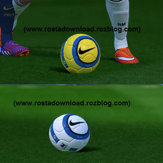 دانلود توپ های nike aerow برای pes 2016
