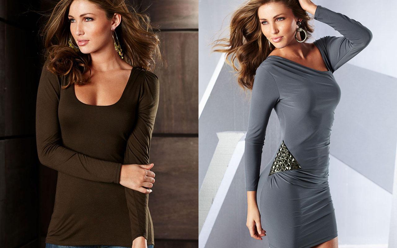 مدل جدید لباس ریون زنانه و دخترانه 2014
